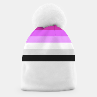 Thumbnail image of Colour is fabulous Beanie, Live Heroes