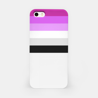 Thumbnail image of Colour is fabulous iPhone Case, Live Heroes