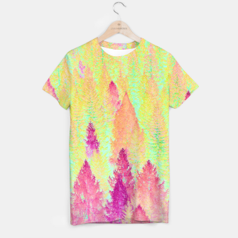 Thumbnail image of Painted Forest T-shirt, Live Heroes
