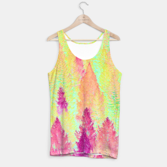 Thumbnail image of Painted Forest Tank Top, Live Heroes