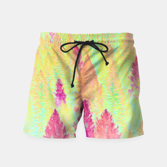 Thumbnail image of Painted Forest Swim Shorts, Live Heroes