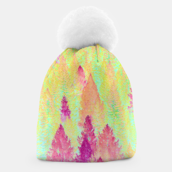 Thumbnail image of Painted Forest Beanie, Live Heroes