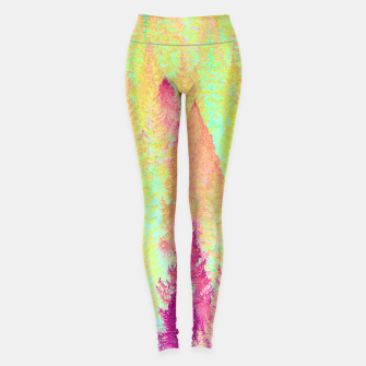 Thumbnail image of Painted Forest Leggings, Live Heroes