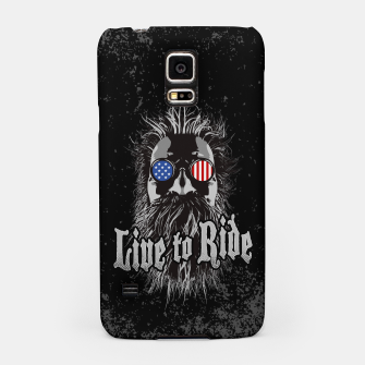 Thumbnail image of Live to Ride Samsung Case, Live Heroes
