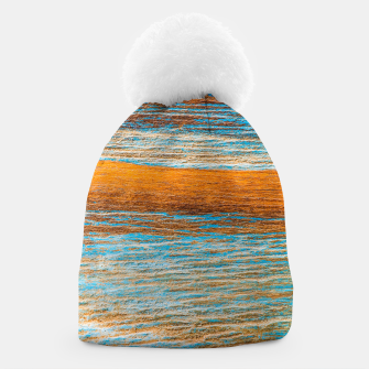 Thumbnail image of Pattern Beanie, Live Heroes