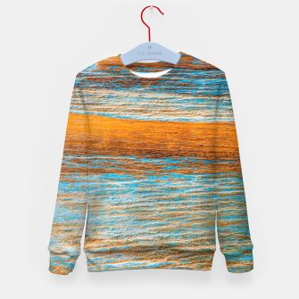 Thumbnail image of Pattern Kid's Sweater, Live Heroes
