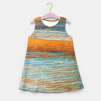 Thumbnail image of Pattern Girl's Summer Dress, Live Heroes