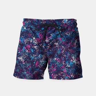Thumbnail image of Written in the stars Swim Shorts, Live Heroes
