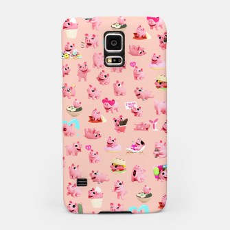 Thumbnail image of Rosa the Pig Pattern 2 Samsung Case, Live Heroes