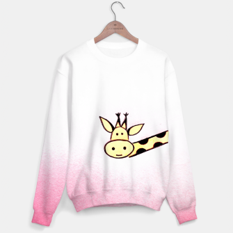 The Giraffe Sweater Bild der Miniatur