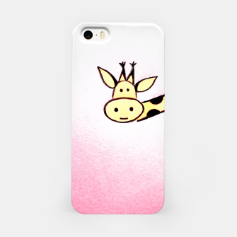 Miniatur The Giraffe iPhone Case, Live Heroes