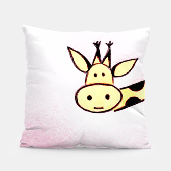 The Giraffe Pillow Bild der Miniatur