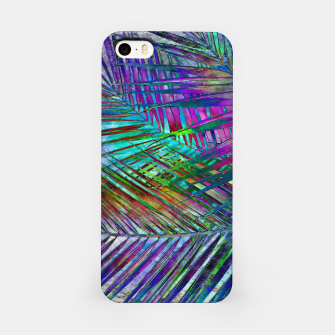 Imagen en miniatura de Multicolor Palm Leaves iPhone Case, Live Heroes