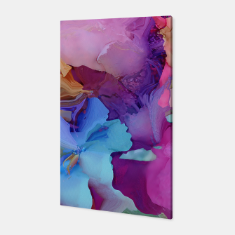 Thumbnail image of Flower Fantasy Canvas, Live Heroes