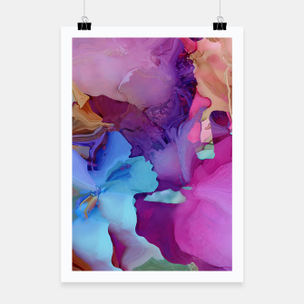 Thumbnail image of Flower Fantasy Poster, Live Heroes