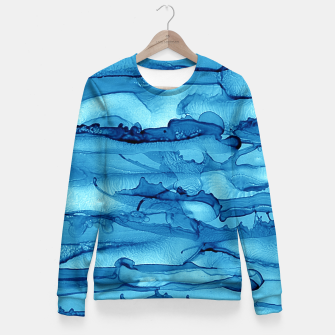 Waves Fitted Waist Sweater imagen en miniatura