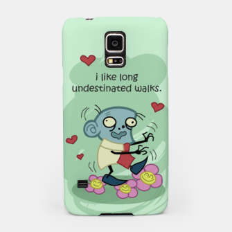 Thumbnail image of The Walking Dead - Steve, the loving zombie - Samsung Case, Live Heroes