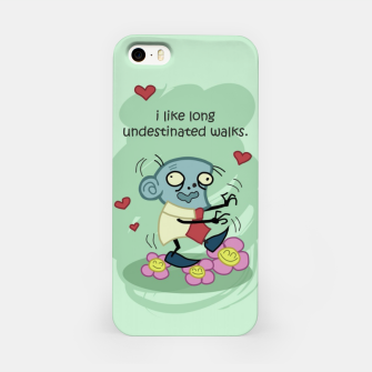 Thumbnail image of The Walking Dead - Steve, the loving zombie - iPhone Case, Live Heroes
