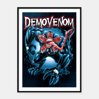 Thumbnail image of Demovenom Cartel con marco, Live Heroes