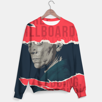 Thumbnail image of Three Billboards Outside Ebbing, Missouri Cotton sweater, Live Heroes