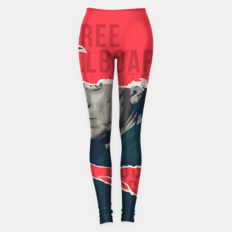Three Billboards Outside Ebbing, Missouri Leggings thumbnail image