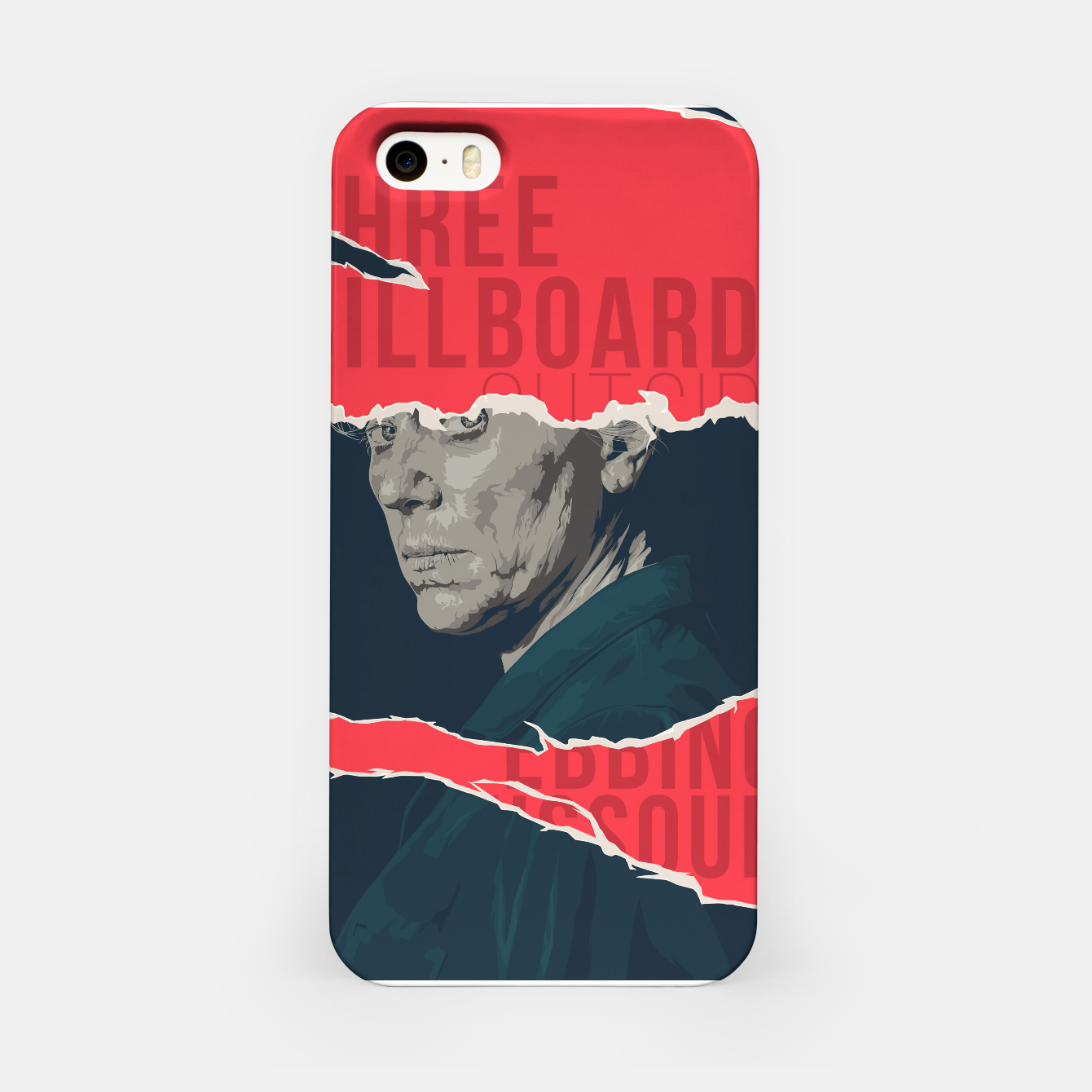 Image of Three Billboards Outside Ebbing, Missouri iPhone Case - Live Heroes