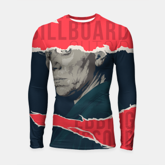 Thumbnail image of Three Billboards Outside Ebbing, Missouri Longsleeve rashguard , Live Heroes