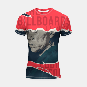 Three Billboards Outside Ebbing, Missouri Shortsleeve rashguard thumbnail image