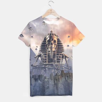 Thumbnail image of Gods of New Egypt T-shirt, Live Heroes