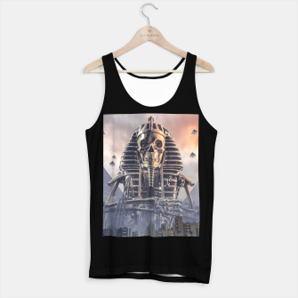 Thumbnail image of Gods of New Egypt Tank Top regular, Live Heroes