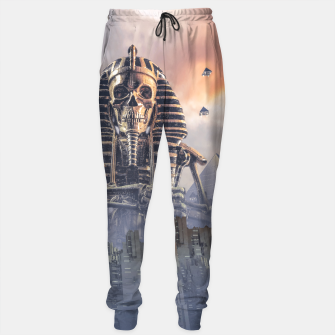 Thumbnail image of Gods of New Egypt Cotton sweatpants, Live Heroes