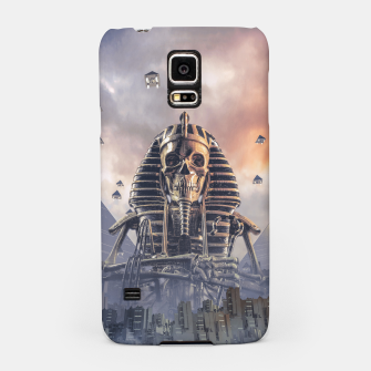 Thumbnail image of Gods of New Egypt Samsung Case, Live Heroes