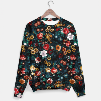 Thumbnail image of EXOTIC GARDEN - NIGHT VI Cotton sweater, Live Heroes