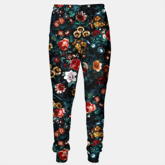 Thumbnail image of EXOTIC GARDEN - NIGHT VI Cotton sweatpants, Live Heroes
