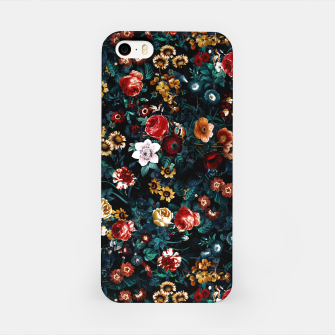 Thumbnail image of EXOTIC GARDEN - NIGHT VI iPhone Case, Live Heroes