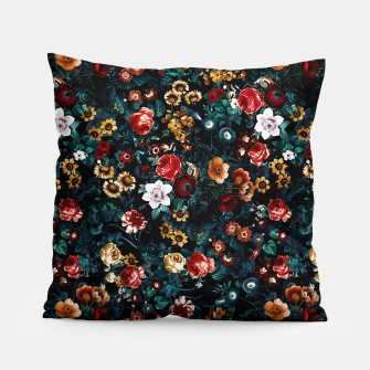 Thumbnail image of EXOTIC GARDEN - NIGHT VI Pillow, Live Heroes