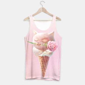 Thumbnail image of Summer Rose Tank Top, Live Heroes