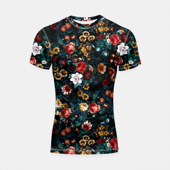 Thumbnail image of EXOTIC GARDEN - NIGHT VI Shortsleeve rashguard, Live Heroes