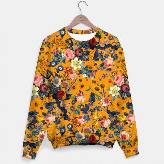Thumbnail image of Summer Botanical Garden IX Cotton sweater, Live Heroes