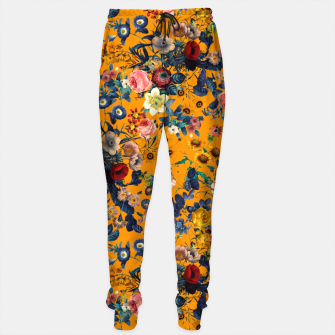 Thumbnail image of Summer Botanical Garden IX Cotton sweatpants, Live Heroes