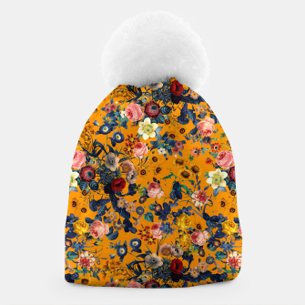 Thumbnail image of Summer Botanical Garden IX Beanie, Live Heroes