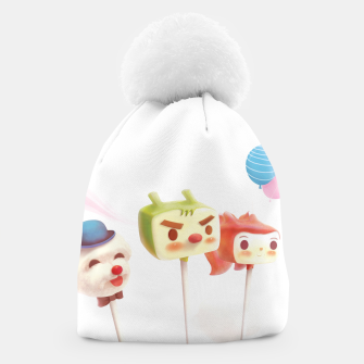 Thumbnail image of Cake Pops Beanie, Live Heroes