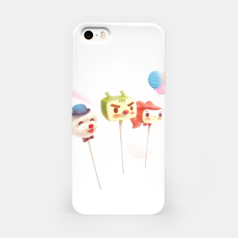 Thumbnail image of Cake Pops iPhone Case, Live Heroes