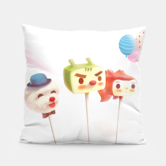 Thumbnail image of Cake Pops Pillow, Live Heroes