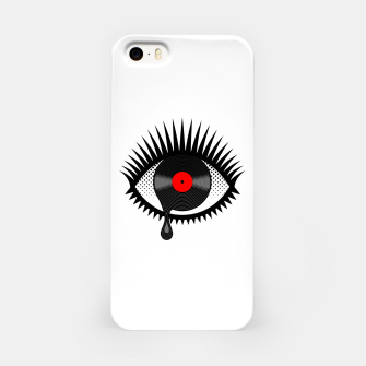Thumbnail image of Weeping Vinyl iPhone Case, Live Heroes