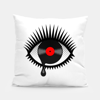 Thumbnail image of Weeping Vinyl Pillow, Live Heroes