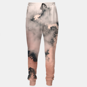 Thumbnail image of Pink Fluffy Clouds Cotton sweatpants, Live Heroes