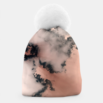 Thumbnail image of Pink Fluffy Clouds Beanie, Live Heroes