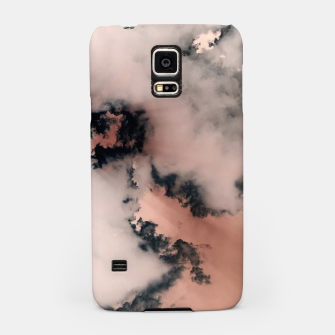 Thumbnail image of Pink Fluffy Clouds Samsung Case, Live Heroes