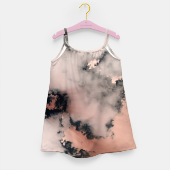 Thumbnail image of Pink Fluffy Clouds Girl's dress, Live Heroes